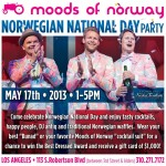 Moods of Norway LA info