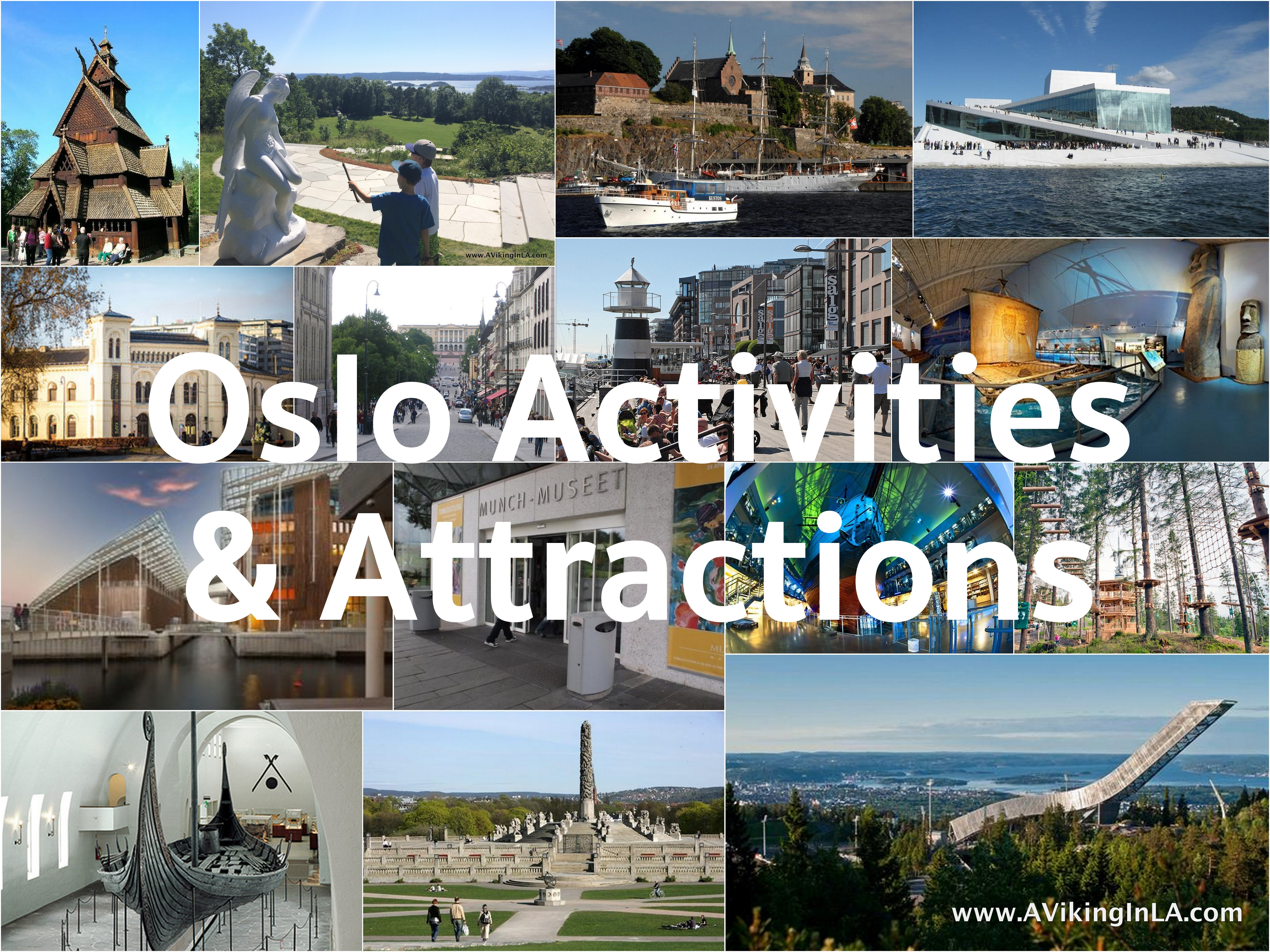 Oslo Activities & Attractions