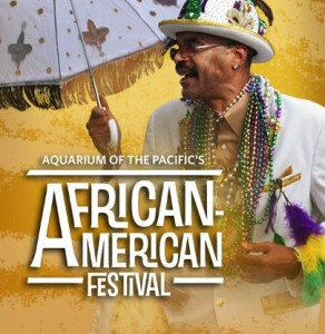 Aquarium of the Pacific African American Festival