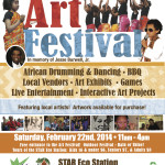 STAR Eco Station African American Art Festival