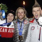 Mens Slopestyle Winners