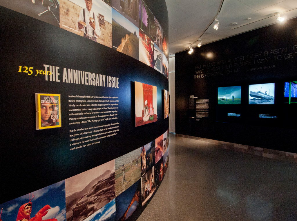 The Power of Photography: National Geographic 125 Years on display at the Annenberg Space for Photography, Photo by Bill Marr