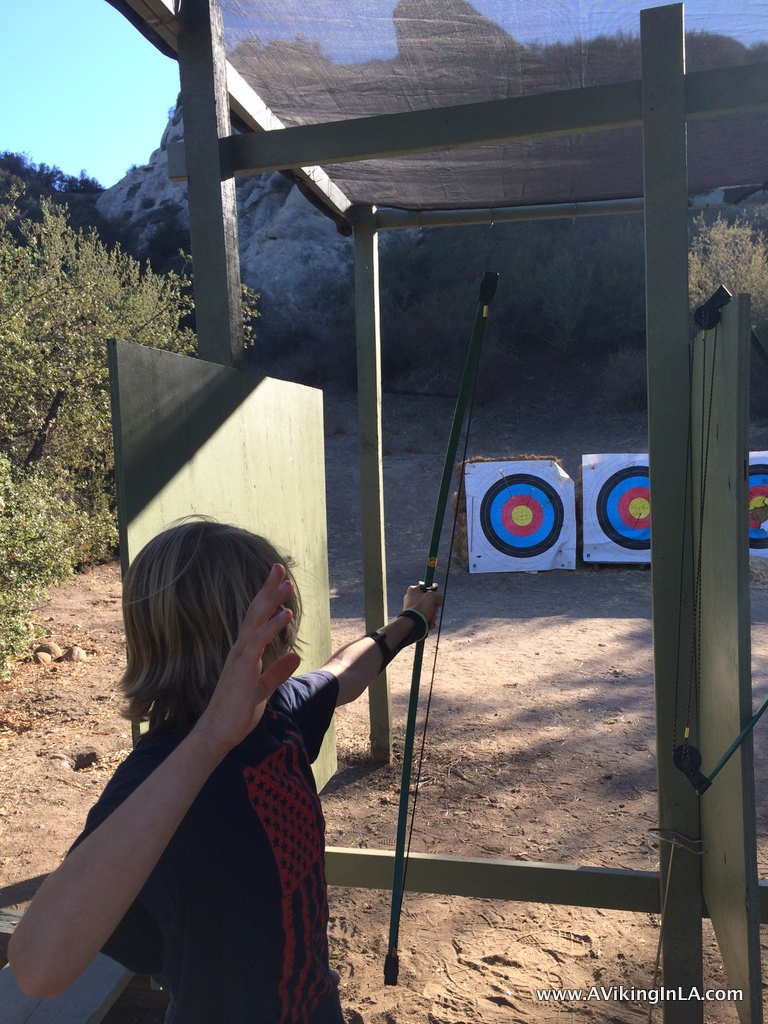 Cali Camp Archery