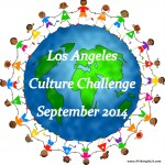 Los Angeles Culture Challenge September 2014