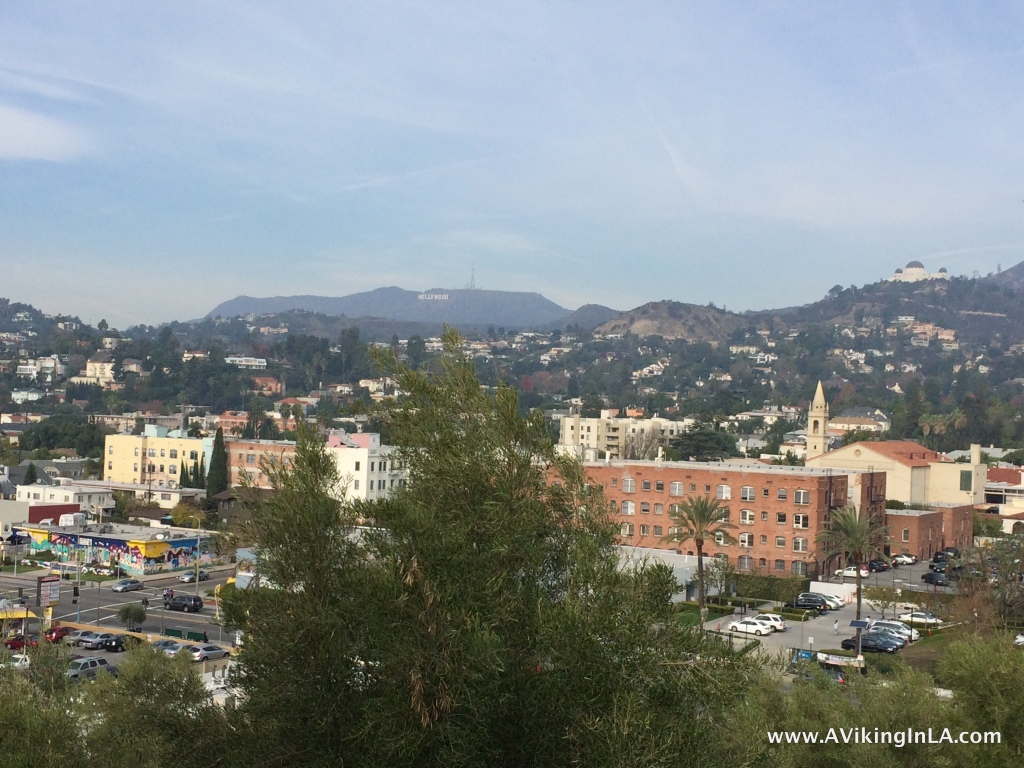 Barnsdall View