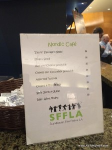 Nordic Cafe at SFFLA