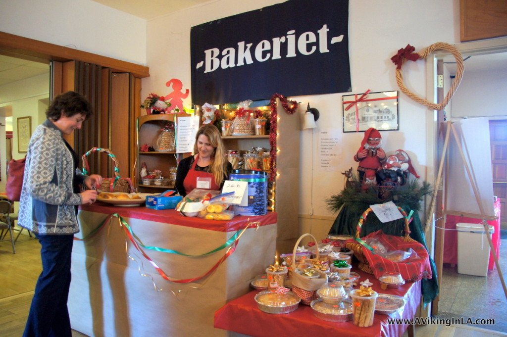 Norwegian Christmas Fair Bakery