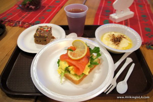 Norwegian Christmas Fair Lunch