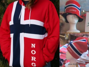 Norwegian Pride Wear