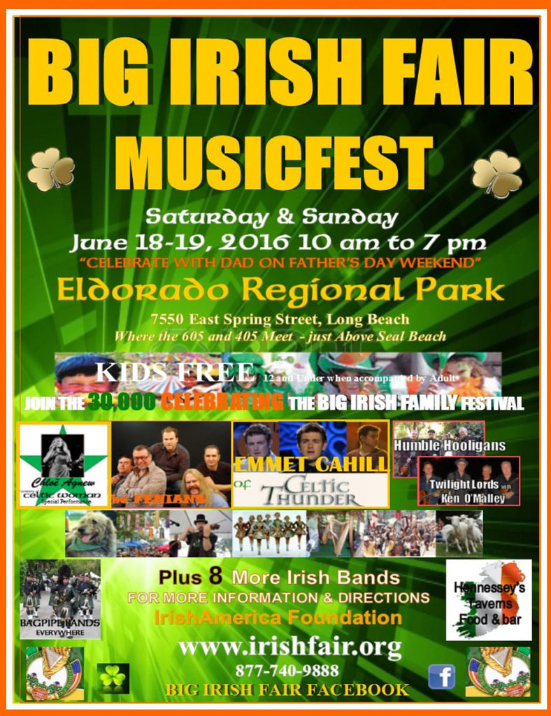 Big Irish Fair & MusicFest