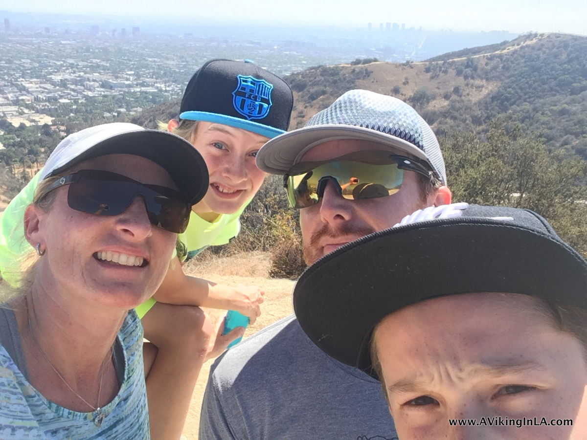 Runyon Canyon family