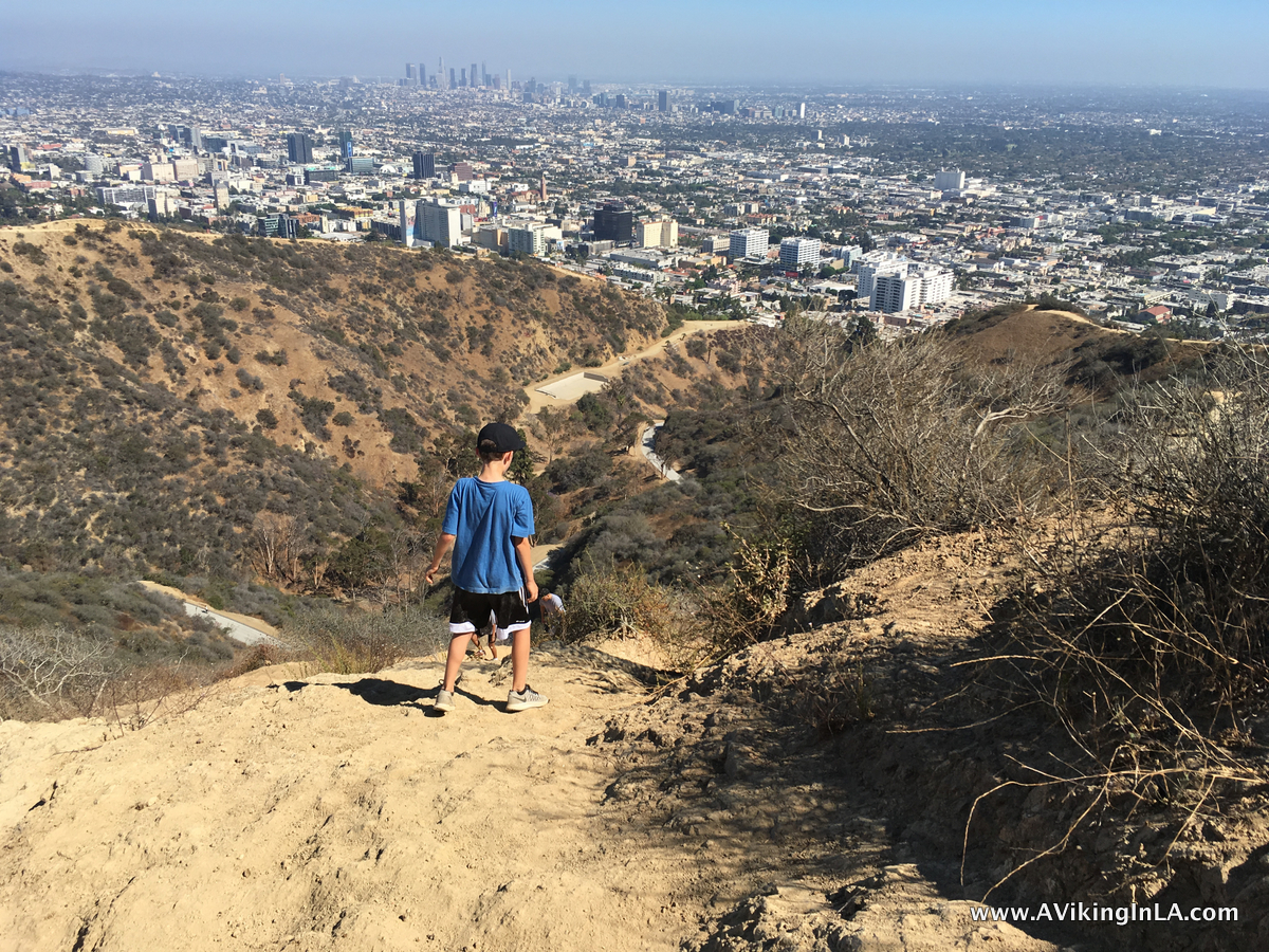 Runyon Canyon west