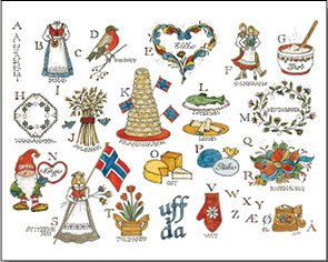 norwegian-alphabet-jana-johnson-schnoor